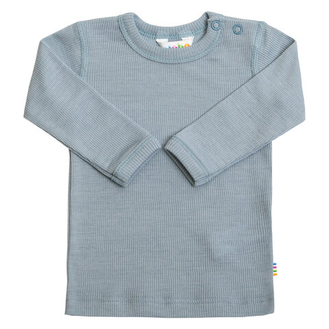 Bluse med lang ærme - 15858