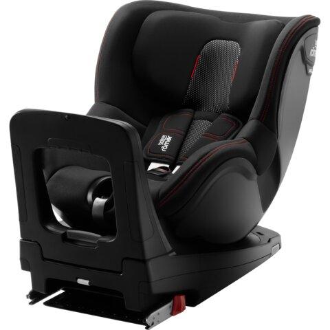 Dualfix M i-Size autostol, Cool flow black