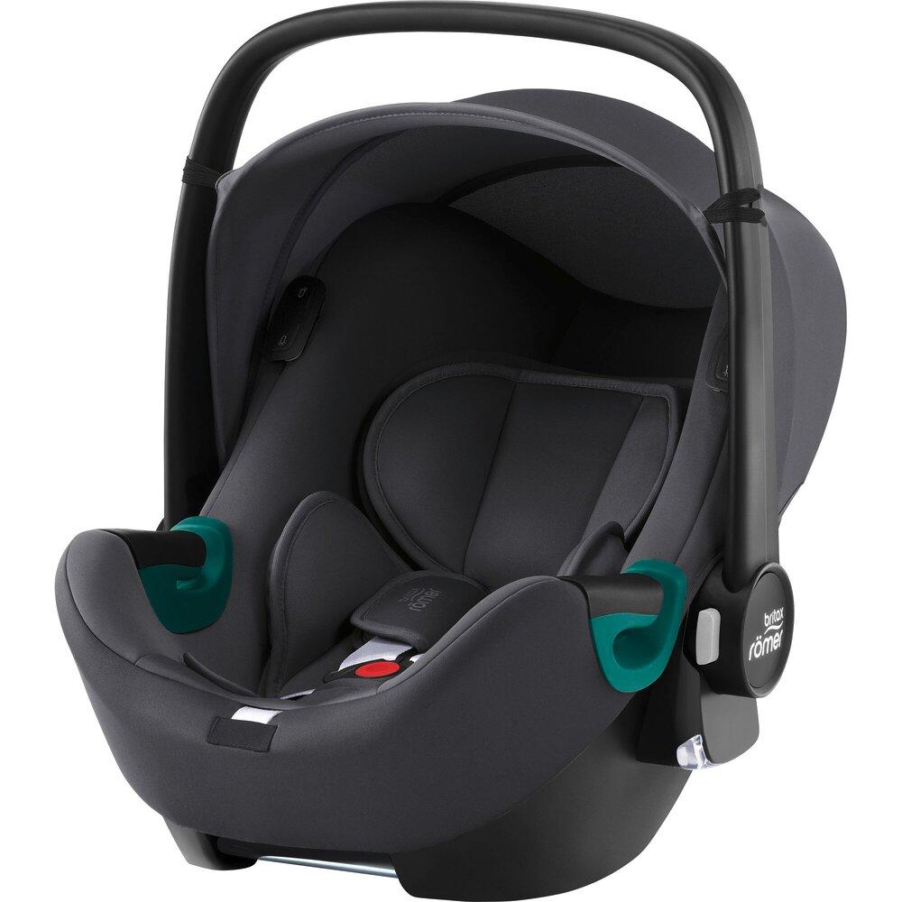 Image of Britax-Römer Baby-Safe iSense - midnight grey (4e77f2e0-516b-4fb9-bf4c-87204fe40e86)