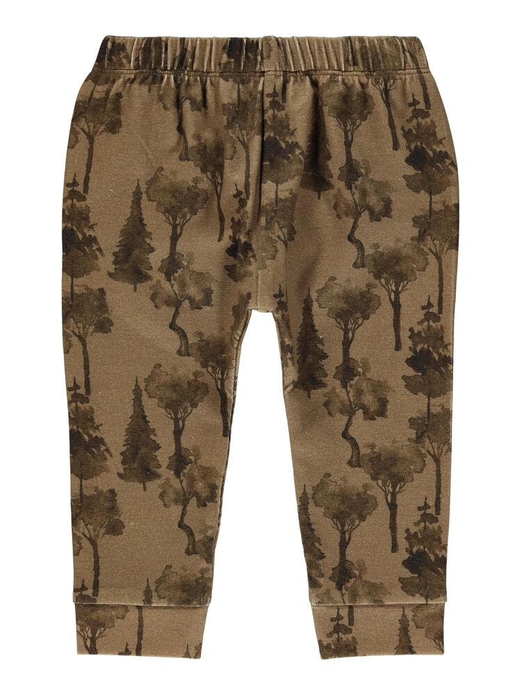 Image of Lil' Atelier Geo loose pant - ERMINE (116682a4-d66f-4eab-a703-ca36343f01f8)