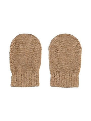 Gene knit mitten - PARTRIDGE