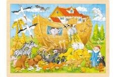 Puslespil, Noahs ark