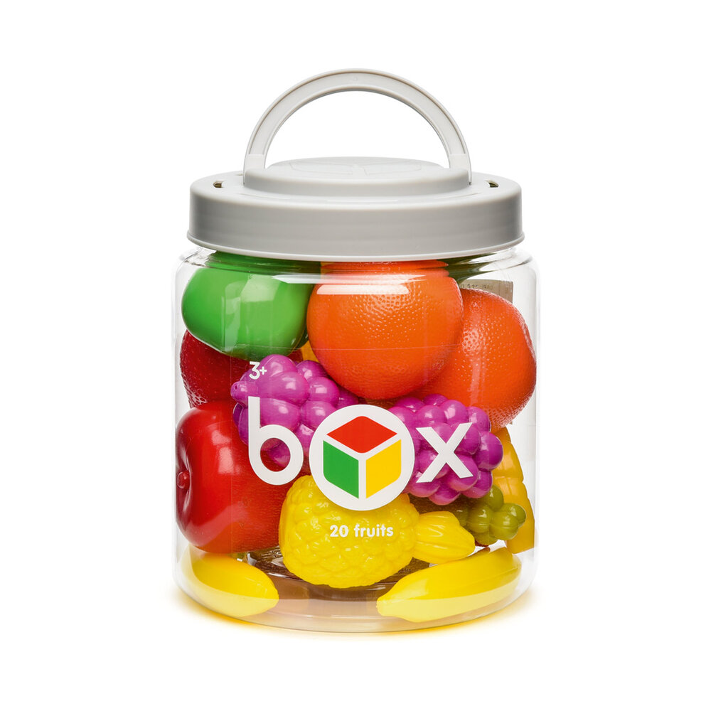 Image of Oxybul Box Med 20 Frugter (5bf18e5d-bd1c-4b00-ae01-86c35b891a26)