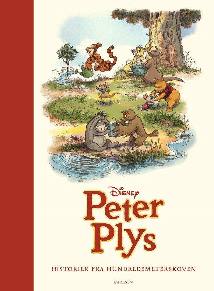 Image of Lindhardt og Ringhof Disneys Peter Plys - Historier Fra Hundredemeterskoven (c1dc1528-ad19-4d00-842a-7cbdcef8048a)