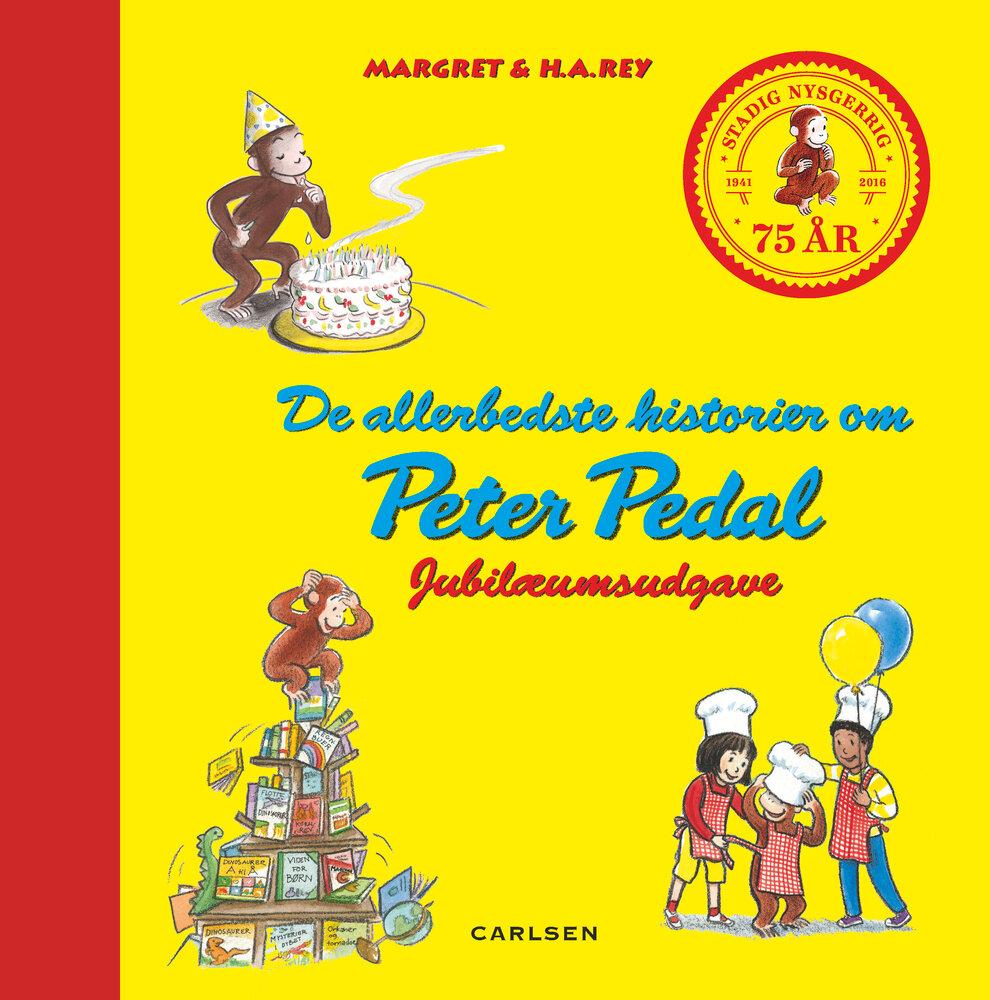 Image of Lindhardt og Ringhof De Allerbedste Historier Om Peter Pedal - Jubilæumsudgave (193a783c-2495-4eef-a0a9-1a0abe344f60)