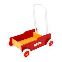 Lære-gå-vogn, rød-gul