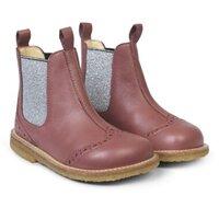 Støvlet med elastik - 7255