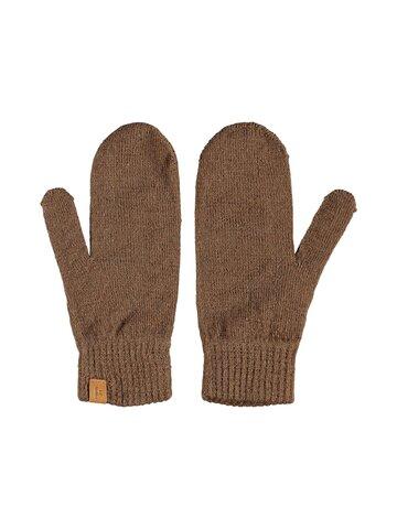 Gerson knit mitten - PARTRIDGE