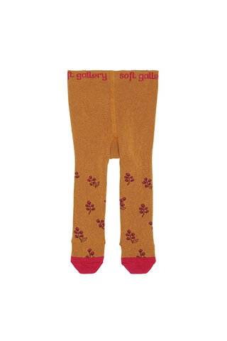 Baby pige strømpebuks - THAI CURRY