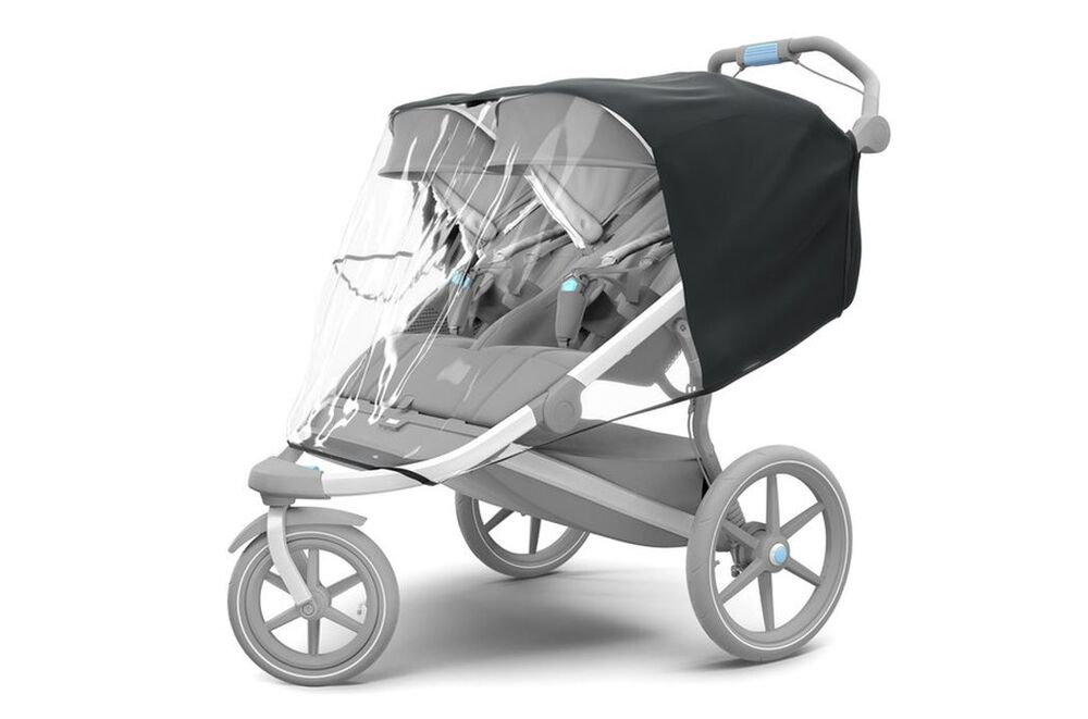 Image of Regnslag Til Thule Urban Glide Double (74261ee1-8eb5-4ca5-92dc-47ad26d13064)