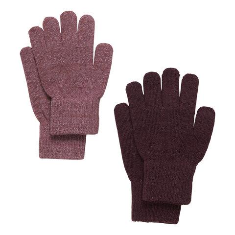Magic glitter handsker 2-pak - 694