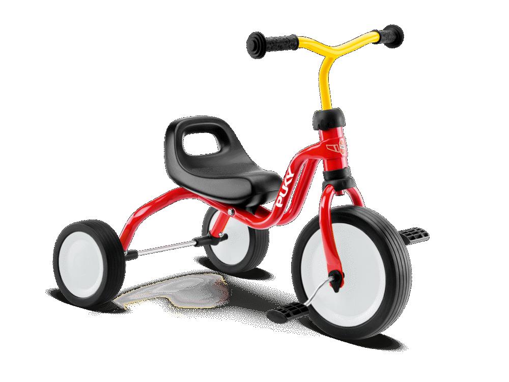 Image of PUKY FITSCH 3-hjulet cykel rød (0ef7ce8f-1987-46e9-bb80-91e57ba2f74a)