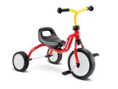 FITSCH 3-hjulet cykel rød