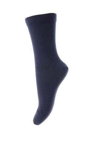 Ankel strømpe - Mørkeblå/96