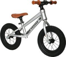 Løbecykel Sølv