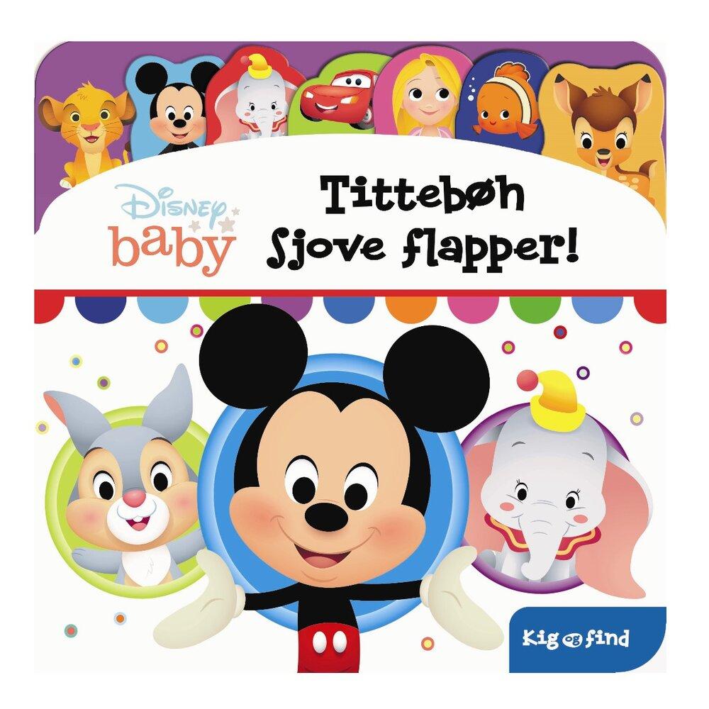 Image of Karrusel Disney Baby-Tittebøh sjove flapper-Kig og find (95408768-f511-48c0-ace4-c16810c5499f)