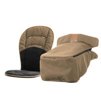 Kørepose ergo - outdoor beige
