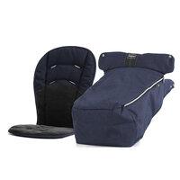 Kørepose ergo - lounge navy