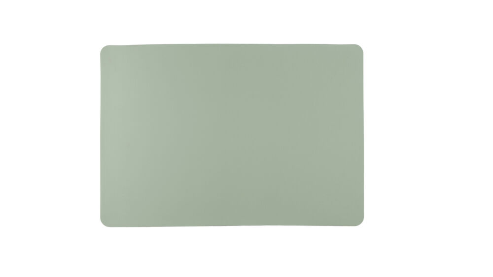 Image of Tiny Tot Dækkeserviet grøn - silikone (7d71c607-3b37-4a9a-ba1b-3c0365a1d7eb)