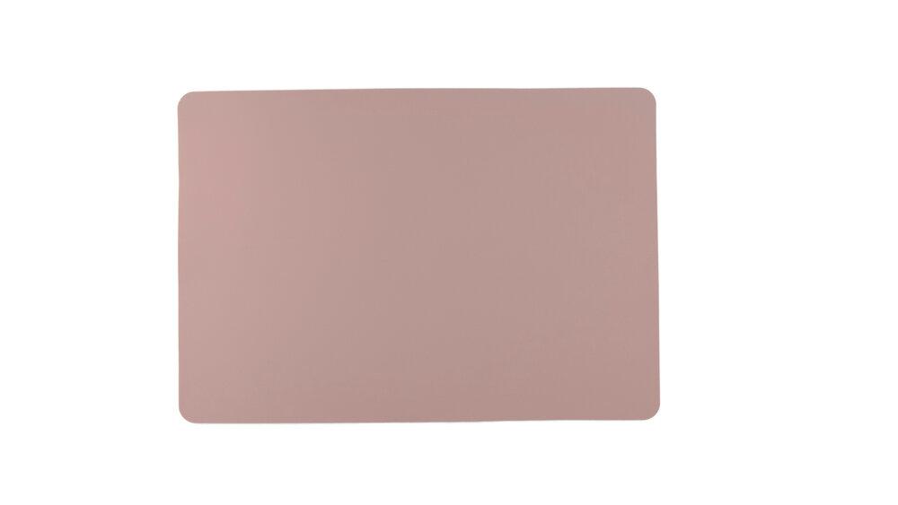 Image of Tiny Tot Dækkeserviet rosa - silikone (76e67d46-21be-44c4-b363-d062bad17e66)