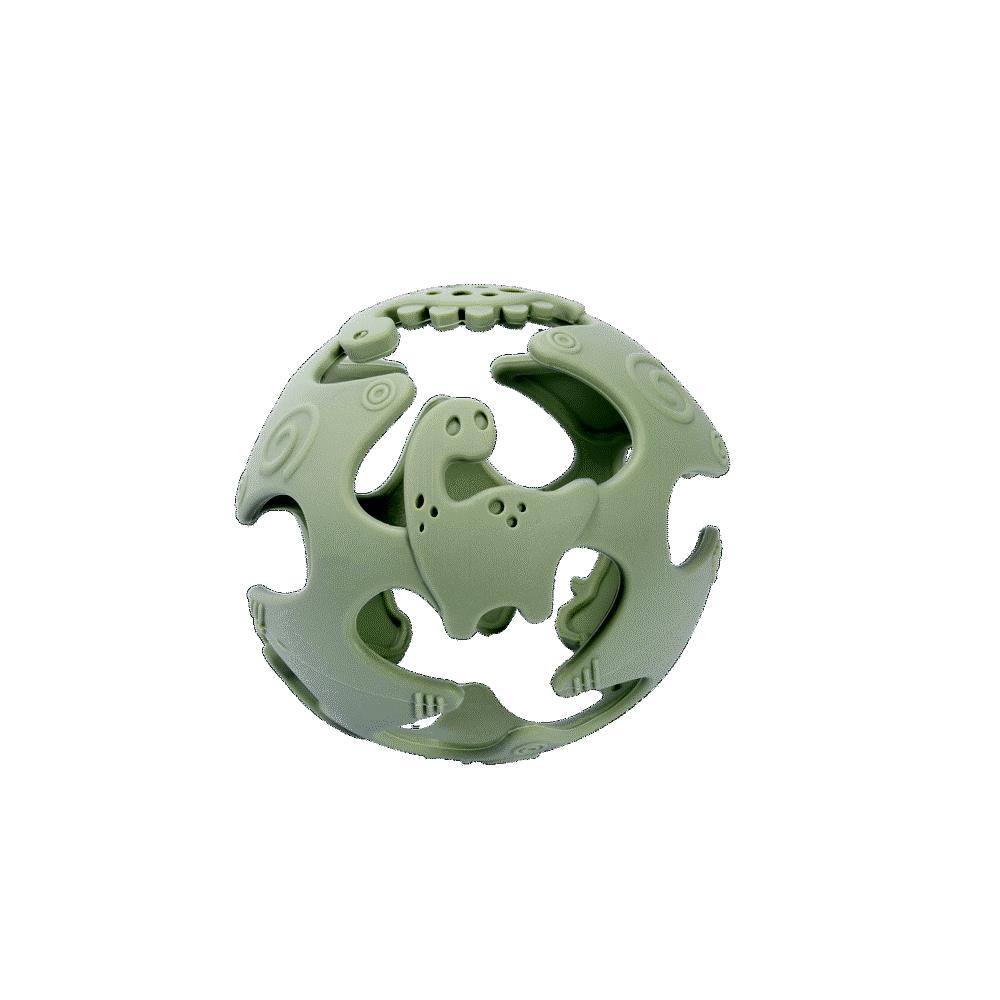 Image of Tiny Tot Bold grøn - silikone (530b19cd-d355-4c52-a0af-89f52b4ec088)