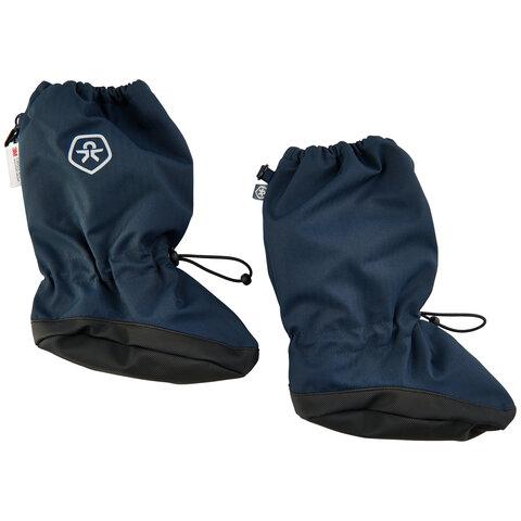 Footies m. anti slip - 7850
