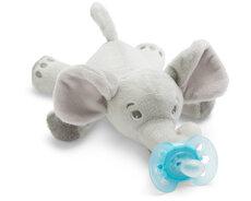 Kæledyrs Sut, Ultra Soft, Elefant 0-6mdr.