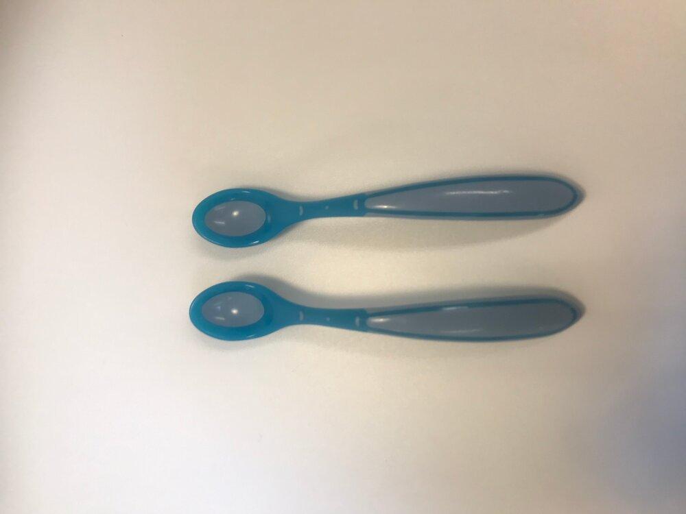 Image of OOPSY Madeskeer 2 pak varme sensitive soft blue (a30e28c2-0f18-4cb1-ab3b-0be6e3994aab)