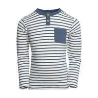 T-shirt LS stripe - 8651