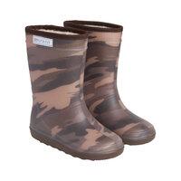 Termo støvler print - 9526