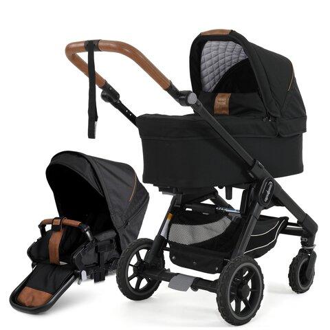 NXT60 FLAT Duovogn - outdoor black