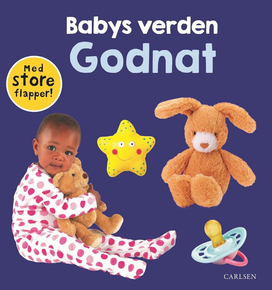 Image of Lindhardt og Ringhof Babys verden: Godnat (fefd116a-e792-4a9e-a6a8-e641478da1ae)