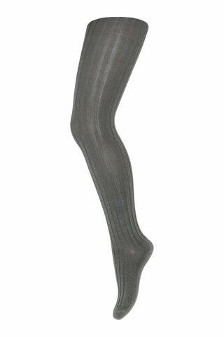 Basic rib strømpebuks - 3010