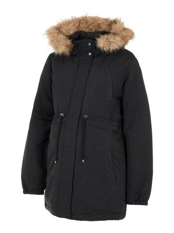 Jessa kort jakke - BLACK