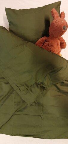 Pudebetræk - grøn