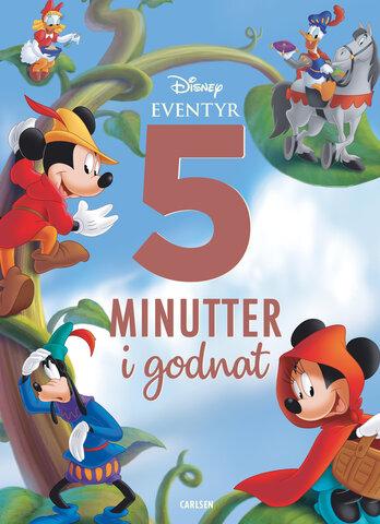 5 minutter i godnat: Disney eventyr