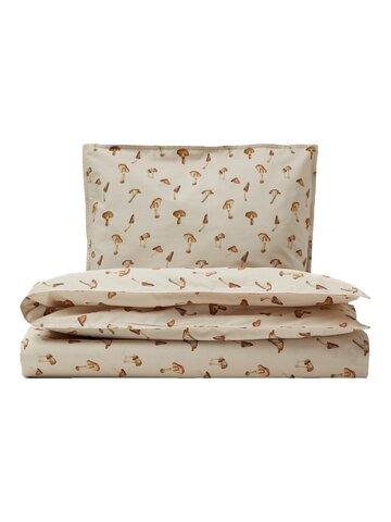 Renley baby sengetøj - mushroom